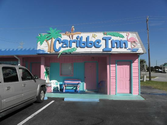 Caribbe Inn : Wonderful Paintjob