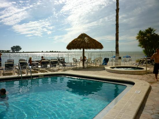 GulfView Hotel - On The Beach: Hotel pool