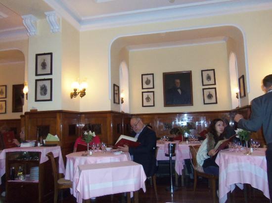 Bettoja Massimo D'Azeglio Hotel: Hotel Restaurant