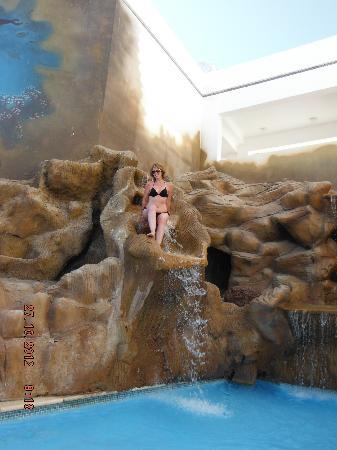 Veraclub Queen Sharm: anna nella piscina del QUEEN VILLAGE