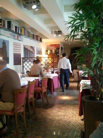 Hotel Ferrara: Colazione