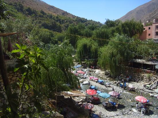 Marrakech-Tensift-El Haouz Region, Marokko: montañas atlas
