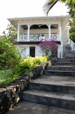 Round Hill Hotel & Villas : Villa 13 - Cottage 66b