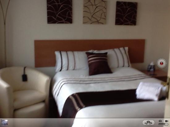 Woodlands Guest House: Double Room, ensuite