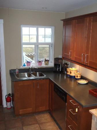 The Seabreeze Guest House: Kitchen