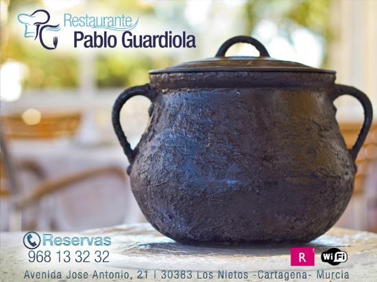 Restaurante Pablo Guardiola : Caldero de arroz
