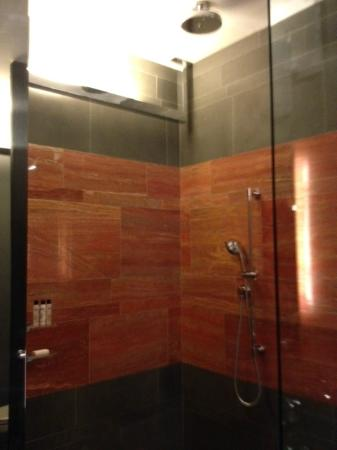 Andaz 5th Avenue: Amazing bathroom