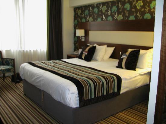 Leopold Hotel Antwerp: hotelkamer