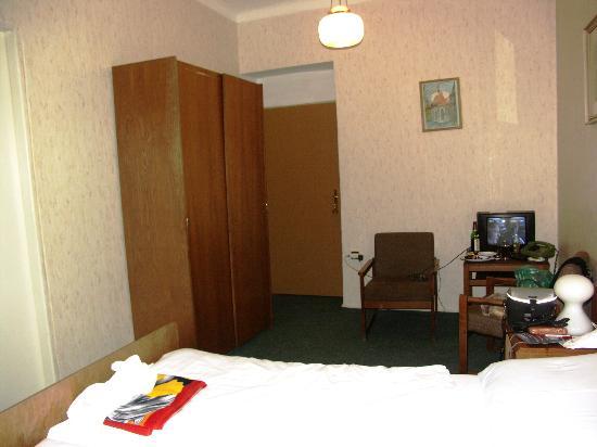 Hotel Michle: номер