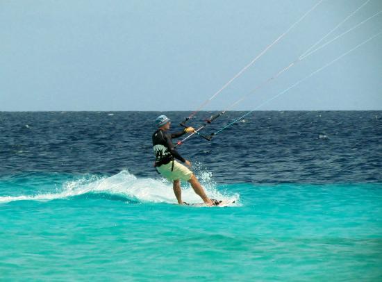 Kitesurfing School Curacao