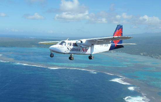 Samoa Air Scenic Flights