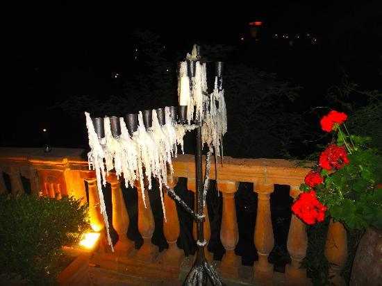 El Olivo: epic candles