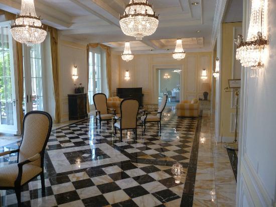 維多利亞少女峰溫泉大酒店照片