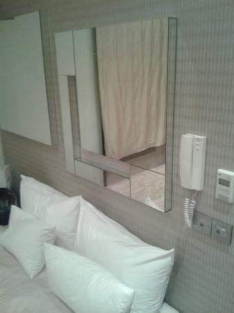 Space Apart Hotel: camera