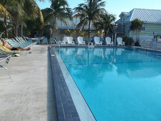 Ibis Bay Beach Resort: A view from the pool