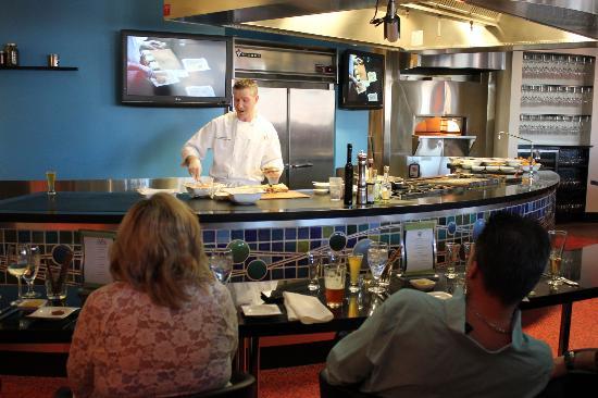 Zazios Birmingham: Chef's Table