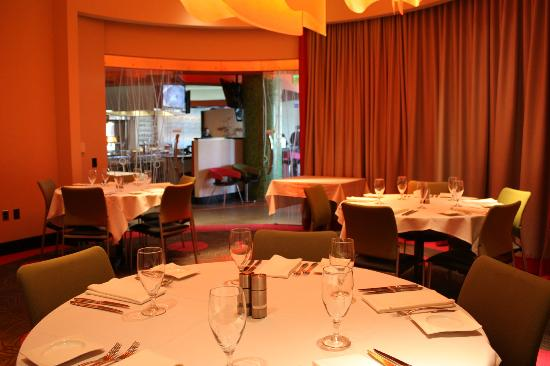 Zazios Birmingham: Z-Room is our private dining room