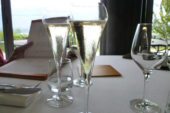 Atmospheres - Restaurant & Chambres: Fine wine