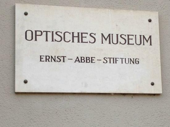 Optisches Museum Jena: A Must to See- Walk to from Jena Central