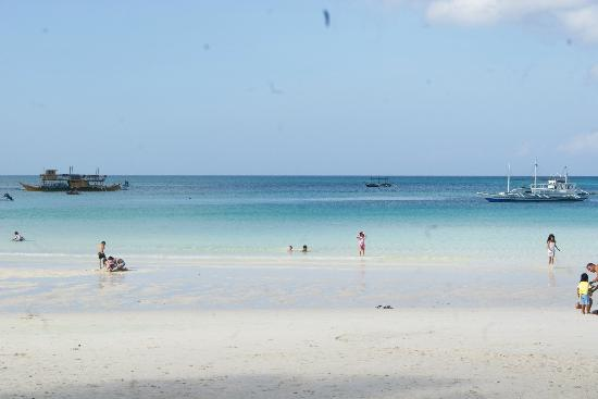 True Home Hotel, Boracay: Your view everyday.