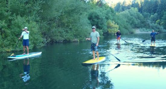 Rubicon Adventures: Russian River Wine Country SUP Tour