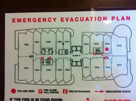 Hilton Fort Lauderdale Beach Resort Floor Plans
