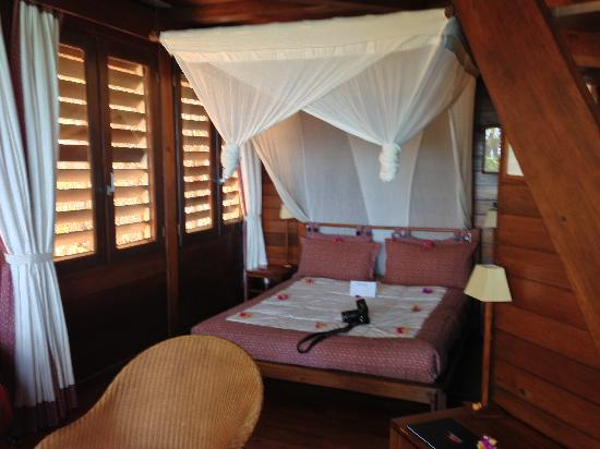 Anjajavy L'Hotel: Lovely bungalows