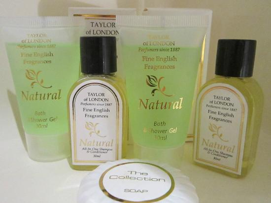 Arosfa Hotel: Rm 12__Bath Amenities