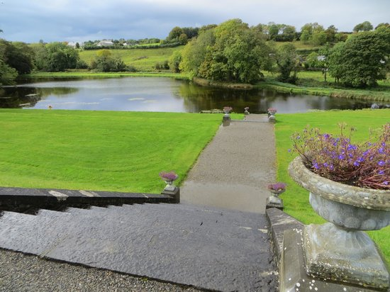 National Museum of Ireland - Country Life : View from the terrace
