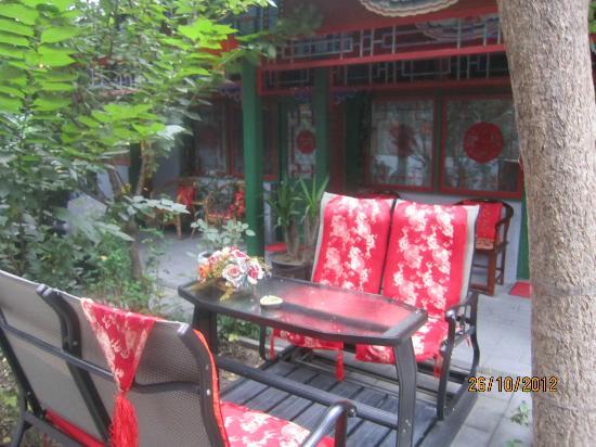 ดับเบิ้ล แฮปปี้เนส ปักกิ่ง คอร์ทยาร์ด โฮเต็ล: Courtyard