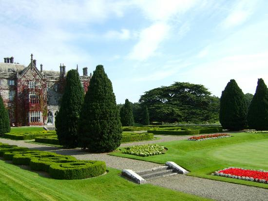 Adare Manor : Grounds