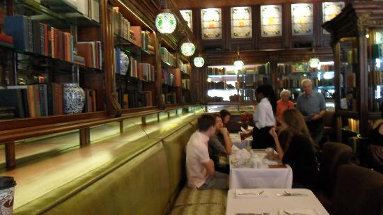Gryphon Tea Room Website