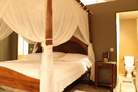 Sol e Luna Romantic Inn: Bedroom