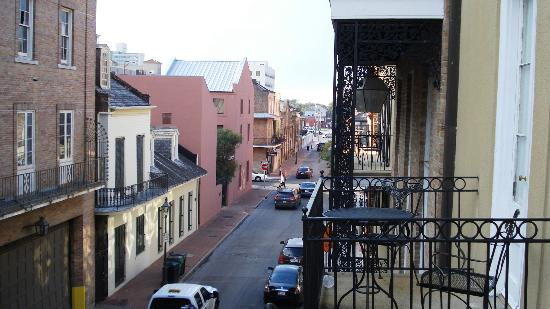 Holiday Inn New Orleans - Chateau Lemoyne: view from balcony