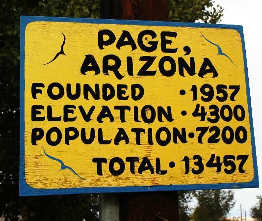 Lake Powell Motel: Demographics!
