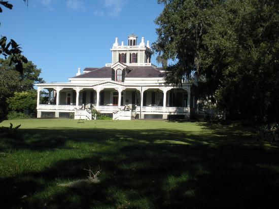 Rip Van Winkle Gardens: Jefferson House