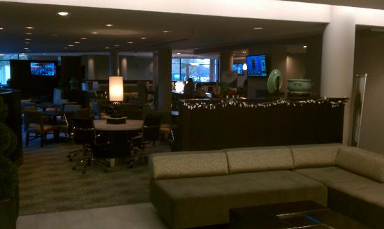 DoubleTree by Hilton Hotel Chicago - Schaumburg: Lobby area