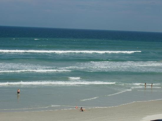 Days Inn Daytona Oceanfront: view