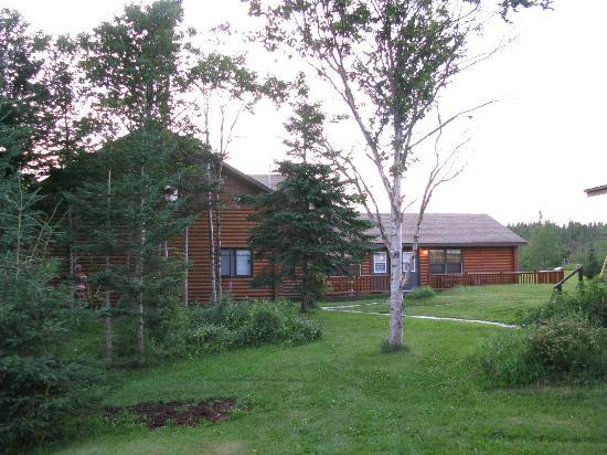Tuckamore Lodge: Main lodge 