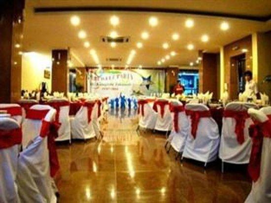 Maidza Hotel: Conference room