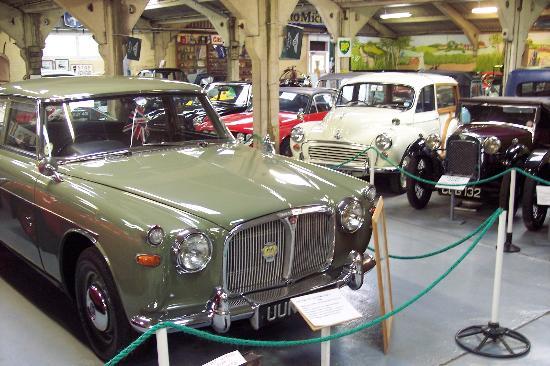 Lewes, UK: Automobiles
