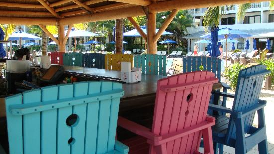 Hawks Cay Resort: Poolside Bar