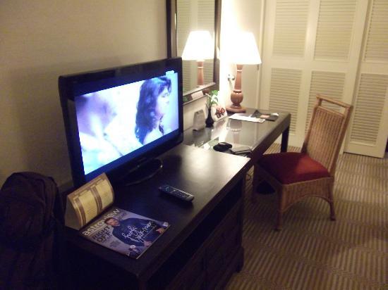 Hotel Equatorial Melaka: Television console