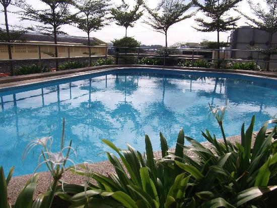 Hotel Equatorial Melaka: Nice swimming pool view
