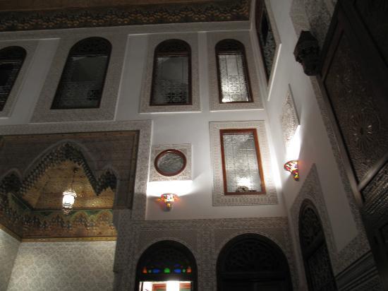 Riad La Perle De La Medina: サロン?