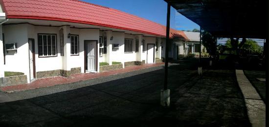 Mayon View (Tropical Garden) Apartelle : Hotel Building photo (Original Building)
