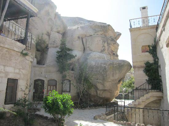Gamirasu Cave Hotel: Hotel