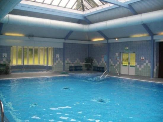 Oasis Spa Swimming Pool Picture Of Elfordleigh Hotel Plymouth Tripadvisor