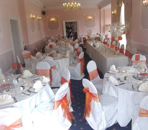 Elfordleigh Hotel: Wedding