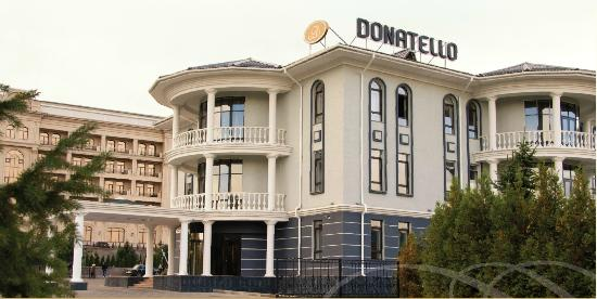 Donatello Boutique Hotel : Hotel Exterior